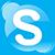 Skype شعار